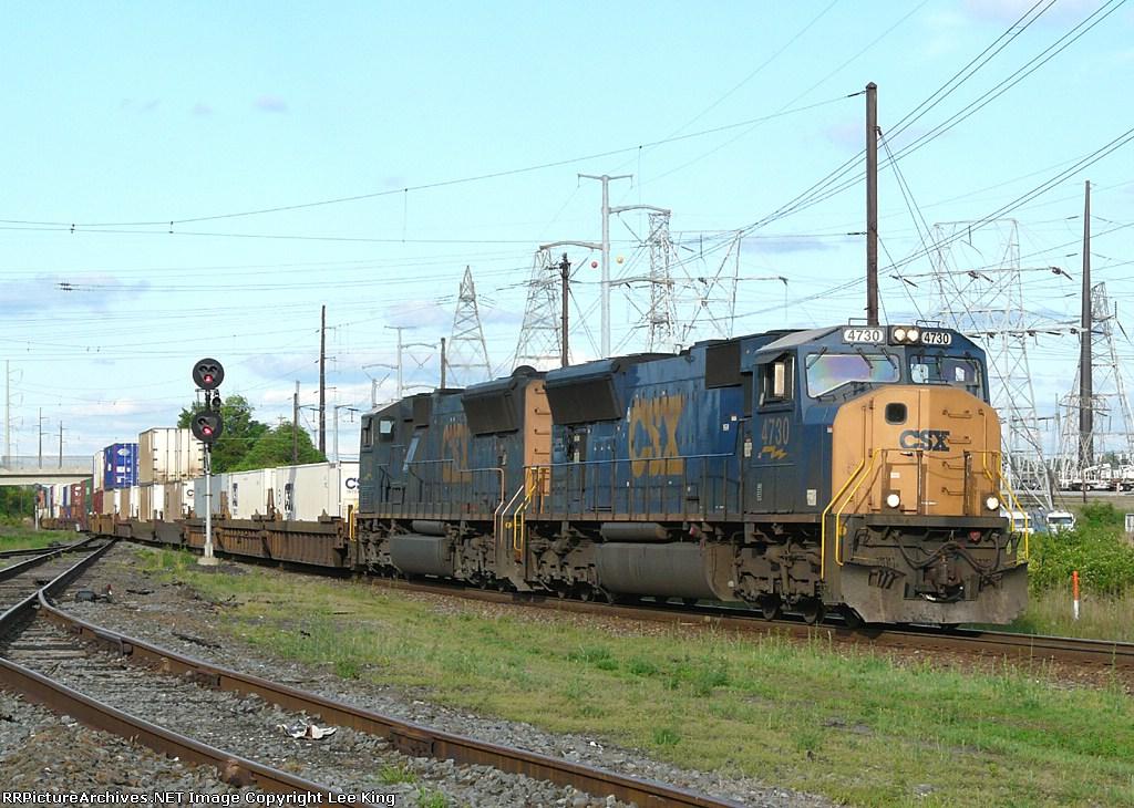 CSX 4730 Q191-23