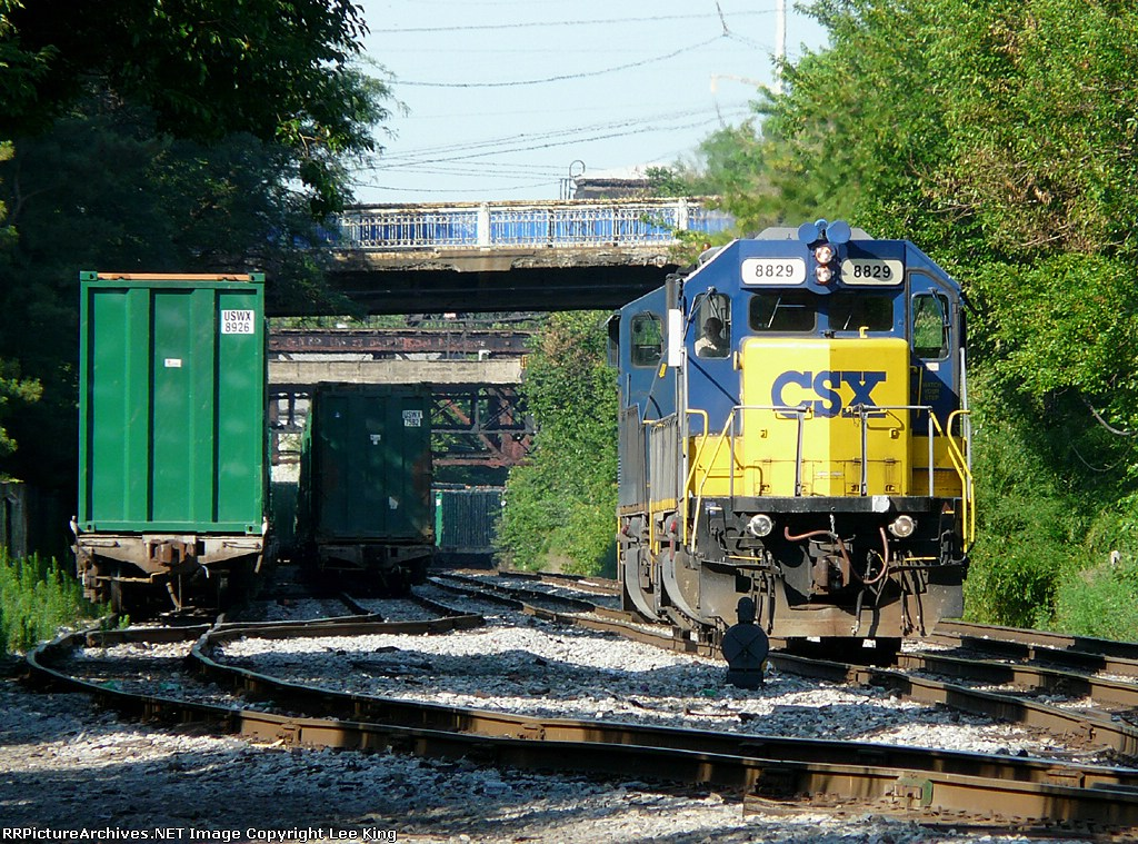 CSX 8829 Y450/Q706