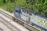 CSX 658 Q173