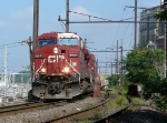 CP 8641 D&H 164 / NS 30J