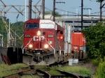 CP 8556 D&H 164 / NS 30J / CSX Z482