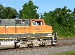 BNSF 1062 NS 34M