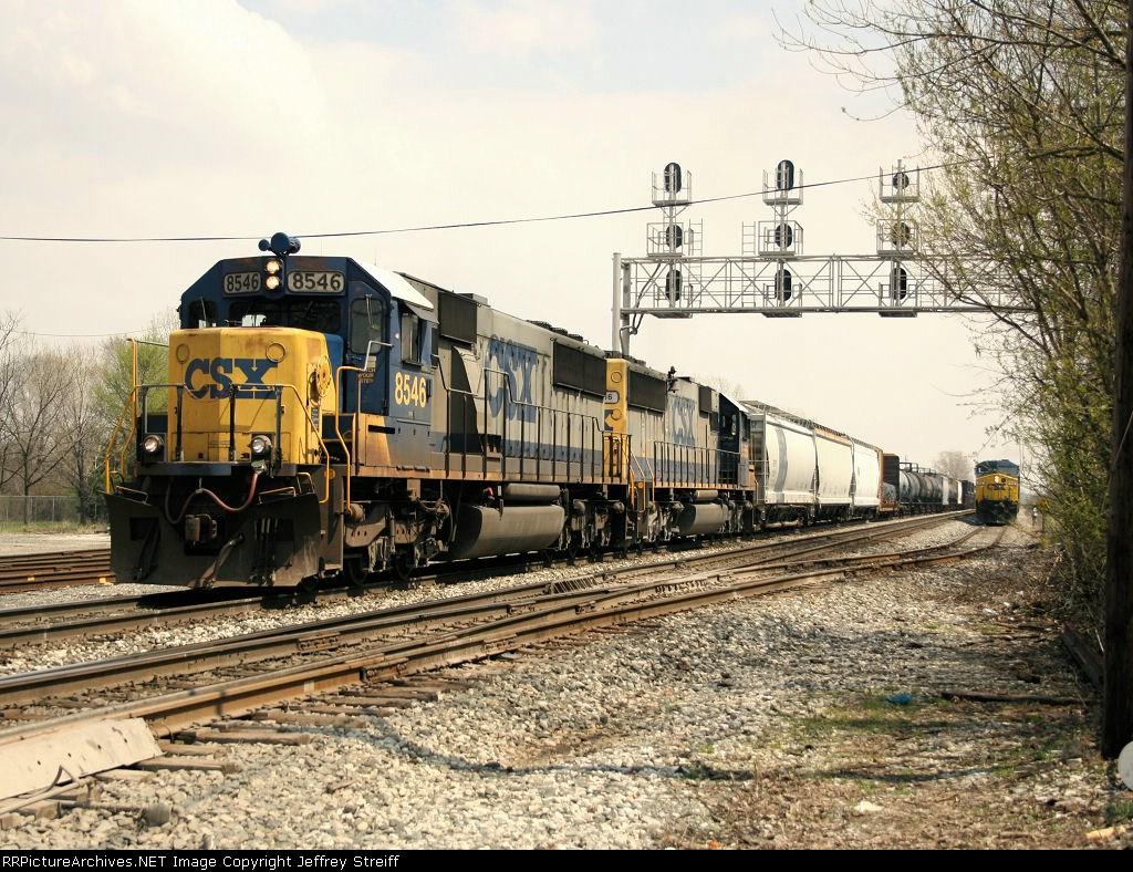 CSXT 8546