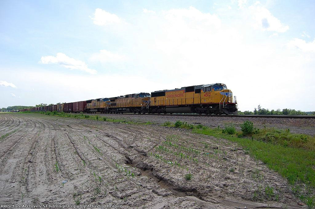 UP 4512, UP 9571, & UP 3908