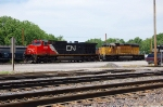 CN 2618 & UP 3257