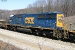 CSXT SD50-2 2486