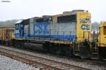 CSXT GP38-2 2688