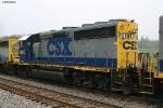 CSXT GP40-2 6486