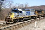 CSX SD40-2 8387