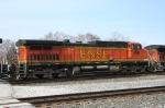 BNSF 658