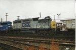 CSXT 4606