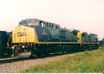 CSX 2 and 1 are in town for a company photo shoot