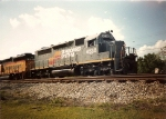 CSX 4538, great catch in St. Albans!