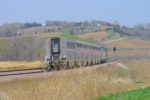 UP 5809 east