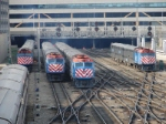 METX 103, 199, 204, and 121