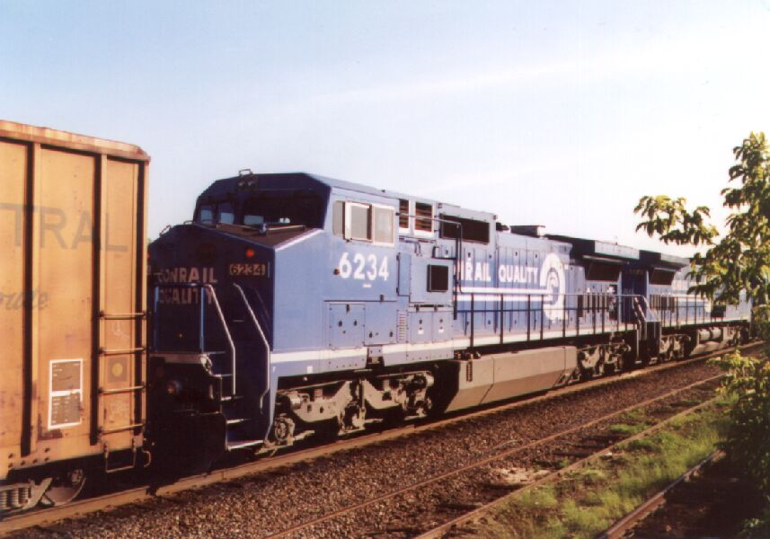 CR 6234 and los of dead track