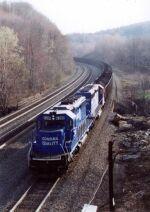 CR Coal train