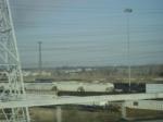 BN SD70MAC At NS's Bison Yard!!!!