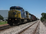 CSX Quad 7 leading Q335 west