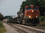 D801 rolls through Grandville with D700's Waverly pick up