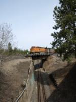 UP overpass