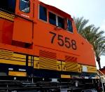 BNSF 7558