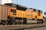 BNSF 8050 is one the few remaining SD90's on the UP