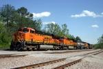BNSF N/B Coal Train