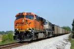 S/B BNSF Coal Train