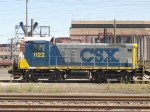 CSX 1122  Ex RDG SW 1001