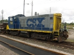 CSX SW1001 in Cleveland,Ohio