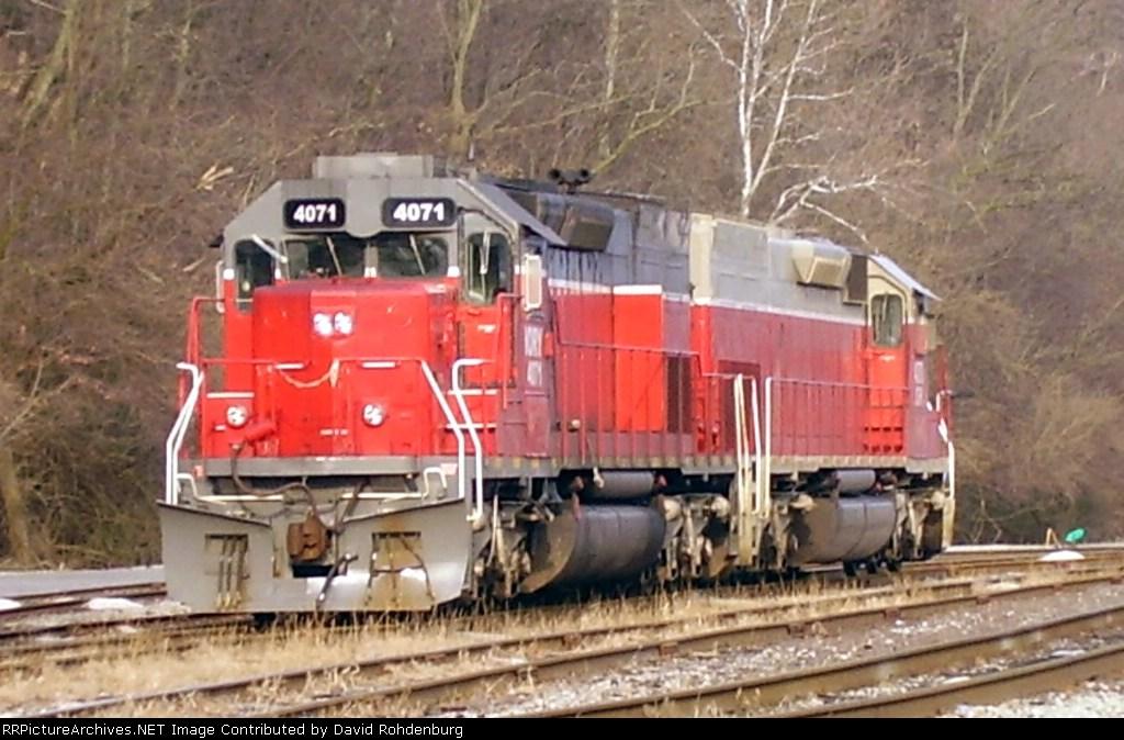 Pair of I&O SD40T-2's