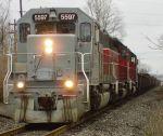 I&O steel train 209