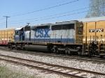 CSX 8153