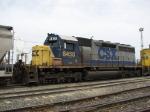 CSX 8458