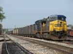 CSX 381 & 598 wait with E446-24