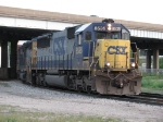 CSX 8536 rolls out from under 131