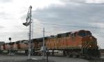 BNSF 4524 East
