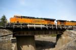 BNSF 7562 West