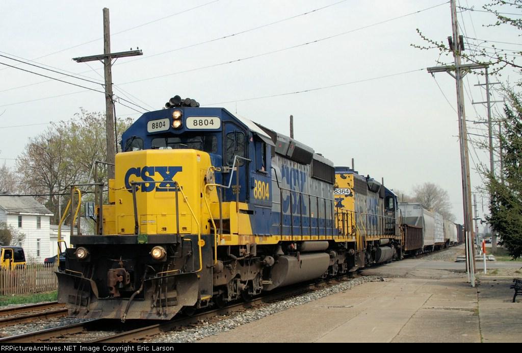 CSX 8804