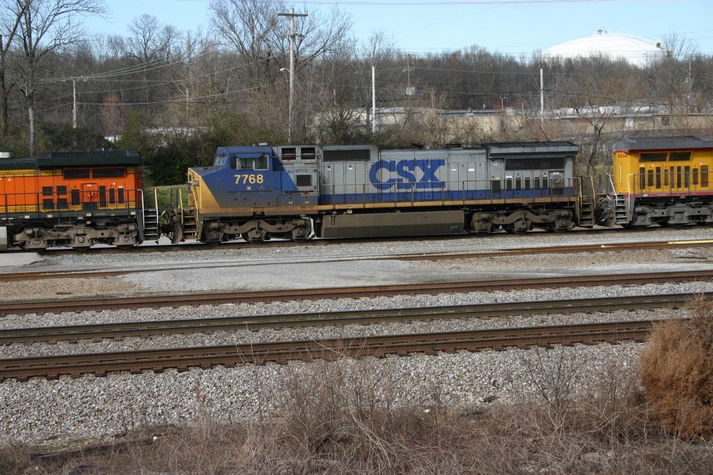 CSX 7768