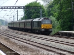 Royal Train loco 67005 'Queen's Messenger' on 5Z44 ecs from Old Oak Common - Doncaster.