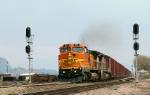 BNSF 501 East