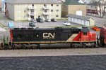 CN 1039 SD70 sub lettered IC