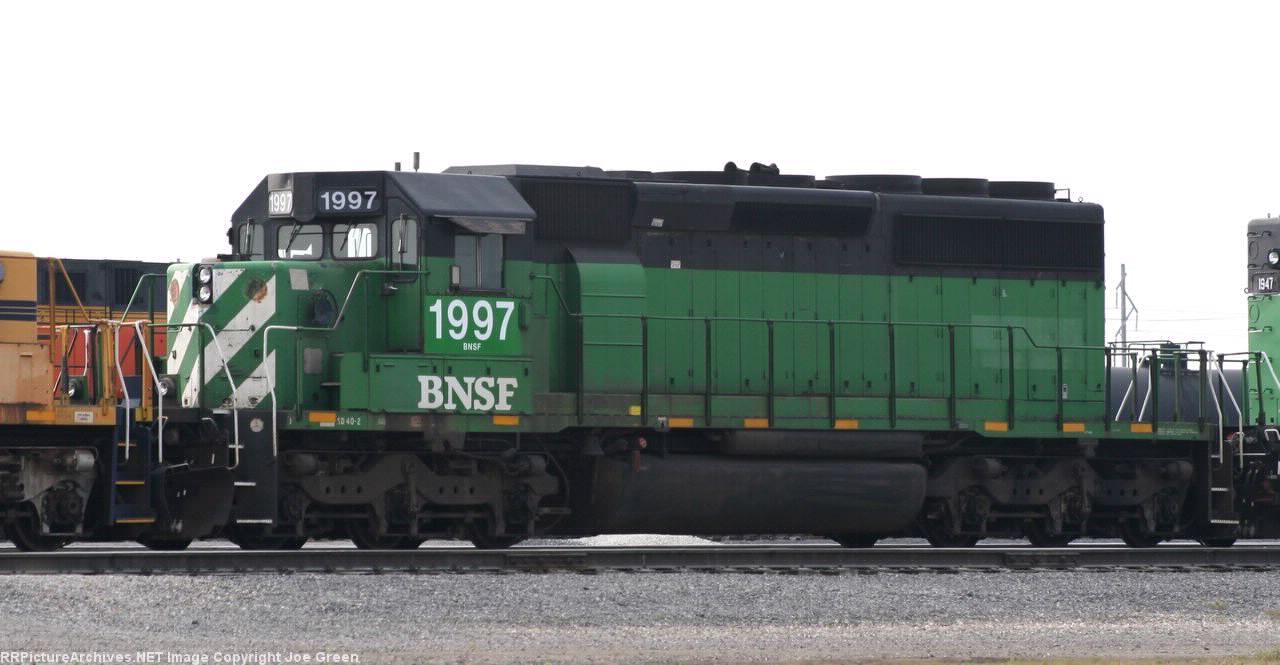 BNSF 1997