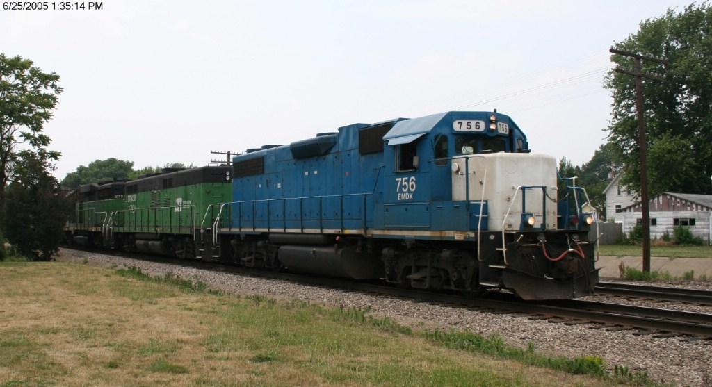 EMDX 756