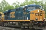 CSX 5500 the 'Spirit of Cincinnati'