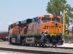 BNSF 5904 leads a SB manifest at 1:05pm