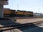 UP 8080 #2 DPU in an EB coal train at 2:40pm