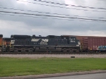 NS 9806 #2 power in a waiting WB manifest at 4:37pm